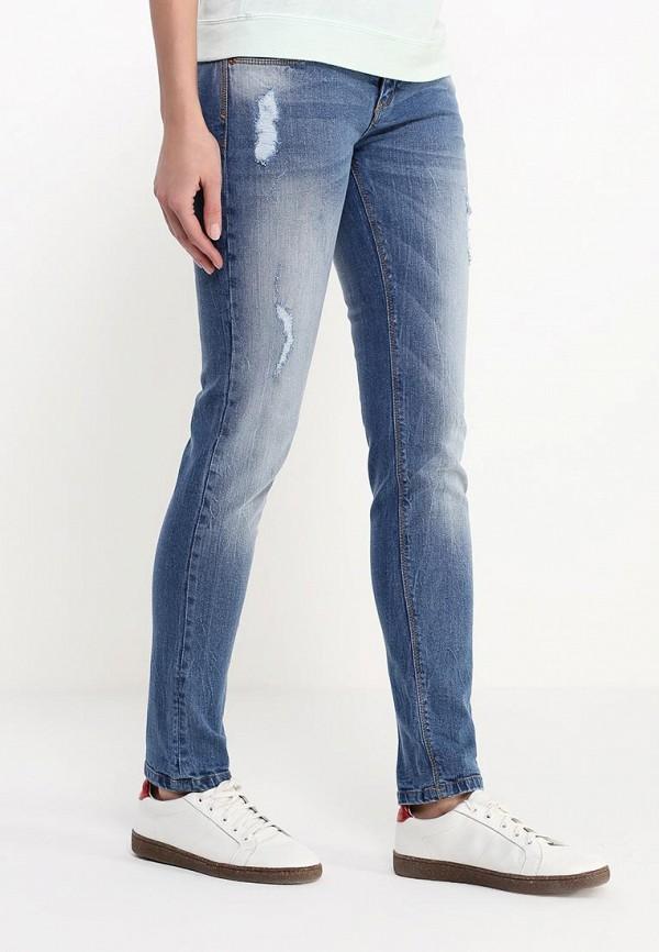 Зауженные джинсы Alcott 5T2614DW029M: изображение 3