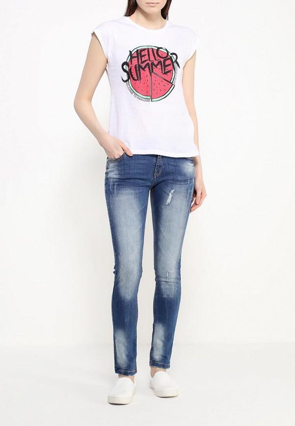 Зауженные джинсы Alcott (Алкотт) 5T2656DW327: изображение 2