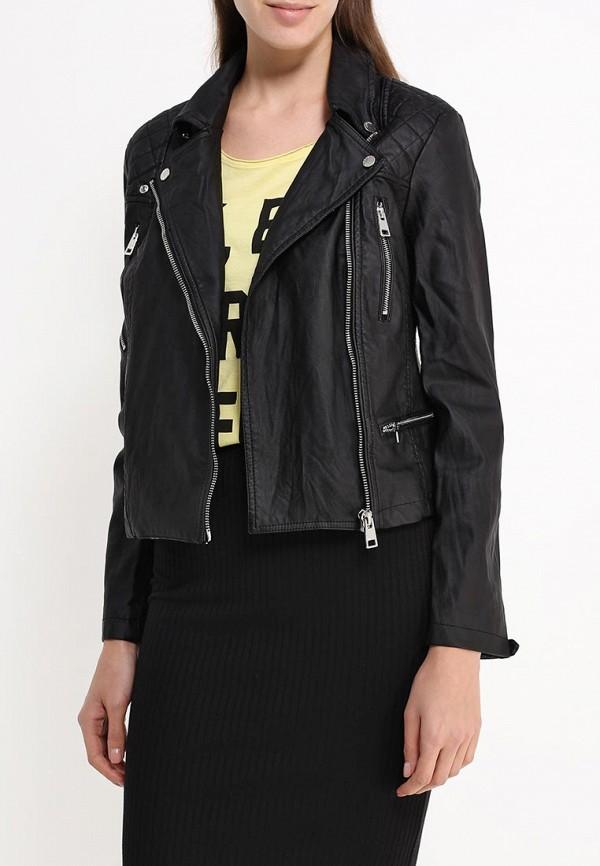 Кожаная куртка Alcott (Алкотт) GB1552DO: изображение 3