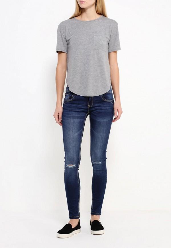 Зауженные джинсы Alcott 5T2731DW580: изображение 4