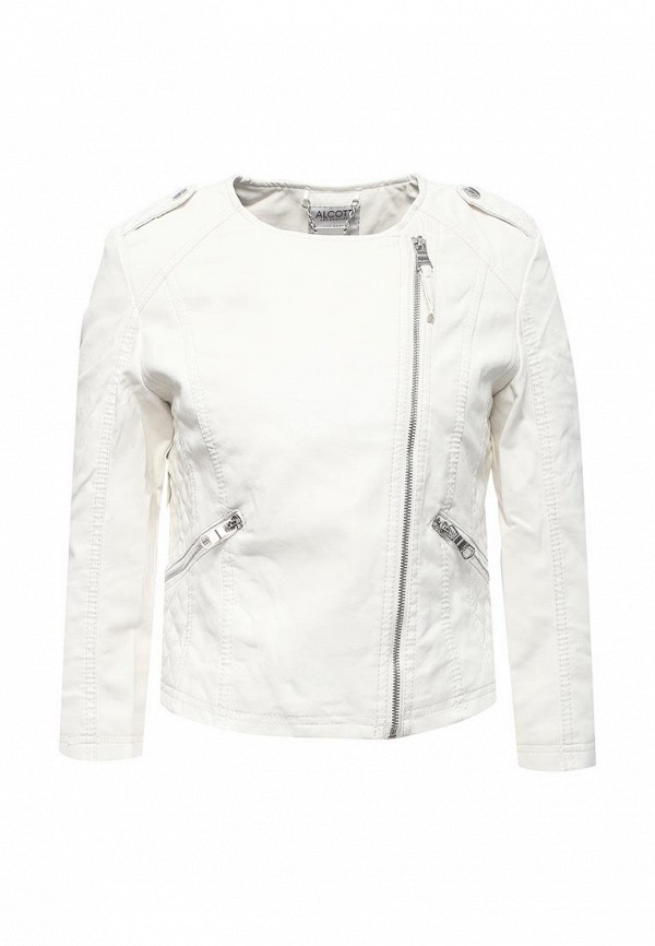 Куртка кожаная Alcott Alcott AL006EWRAV49 alcott alcott al006ewiib33