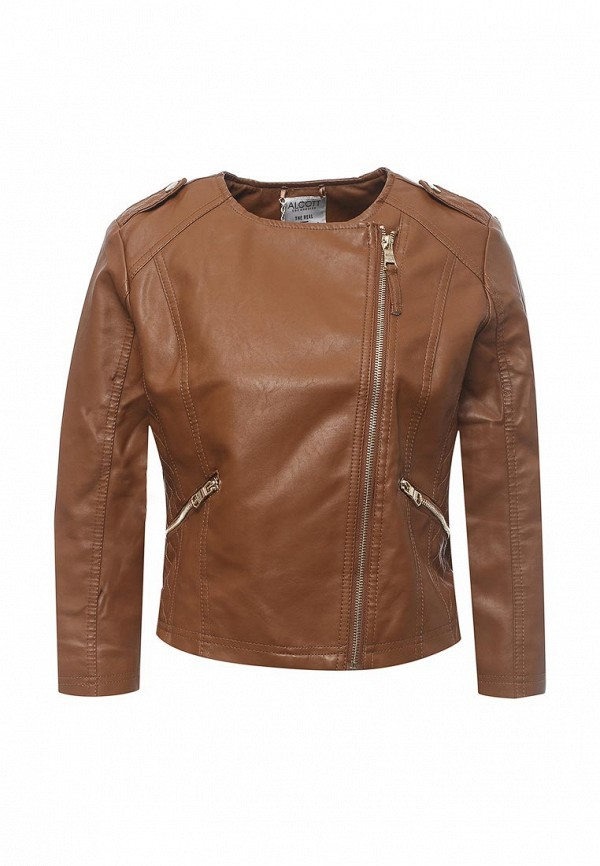 Куртка кожаная Alcott Alcott AL006EWRAV51 футболка alcott alcott al006emvzz24