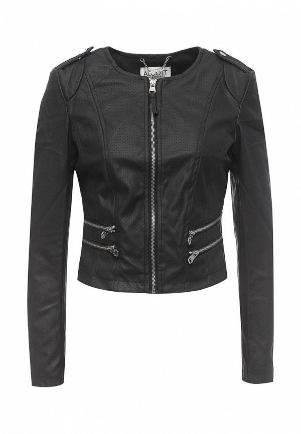 Кожаная куртка Alcott (Алкотт) GB1660DO: изображение 5