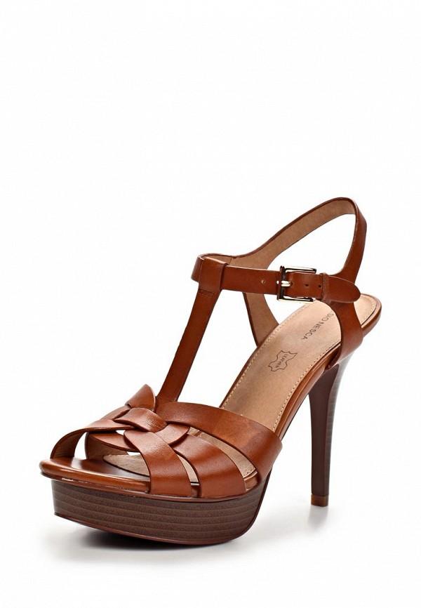 Босоножки на каблуке Alesio Nesca for Kari 1825282: изображение 1