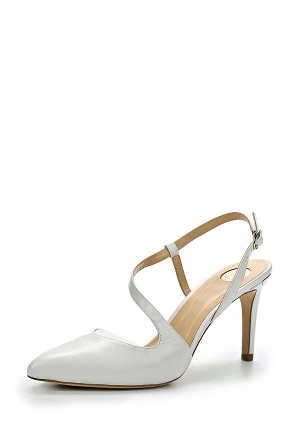 Босоножки на каблуке ALLA PUGACHOVA by Эконика AP1998-02 white-14L: изображение 1