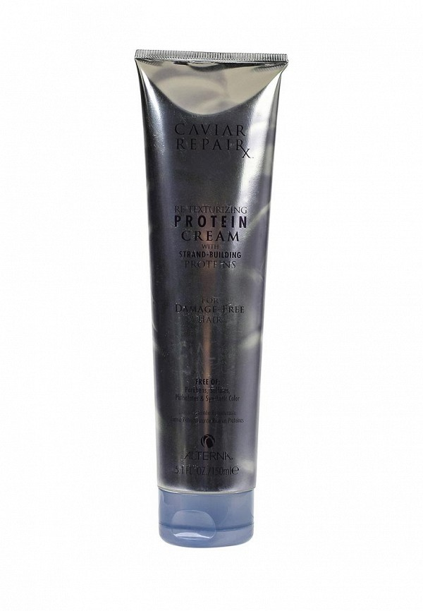 Крем ALTERNA Caviar Repair Rx Re-Texturizing Protein Cream Несмываемый Протеиновое восстановление текстуры 150 мл