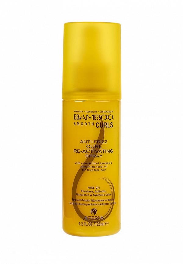 Спрей для волос ALTERNA BAMBOO Smooth Curls Anti-Frizz Curl Re-Activating Spray