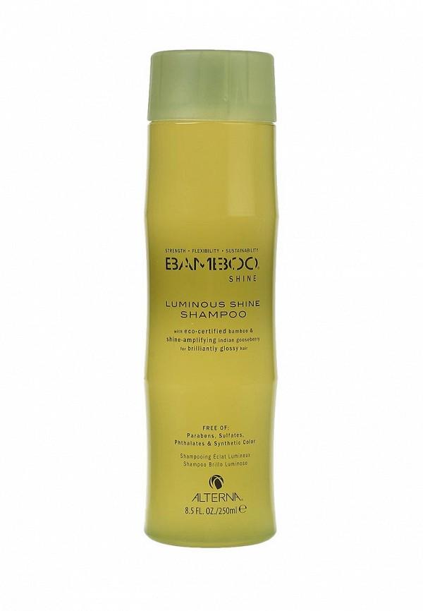Шампунь ALTERNA Bamboo Luminous Shine Shampoo для сияния и блеска волос 250 мл