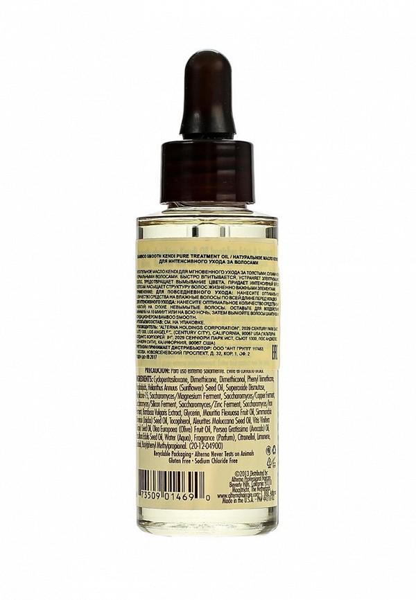 Масло ALTERNA Bamboo Smooth Kendi Pure Treatment Oil НатуральноеKendi для интенсивного ухода за волосами 50 мл