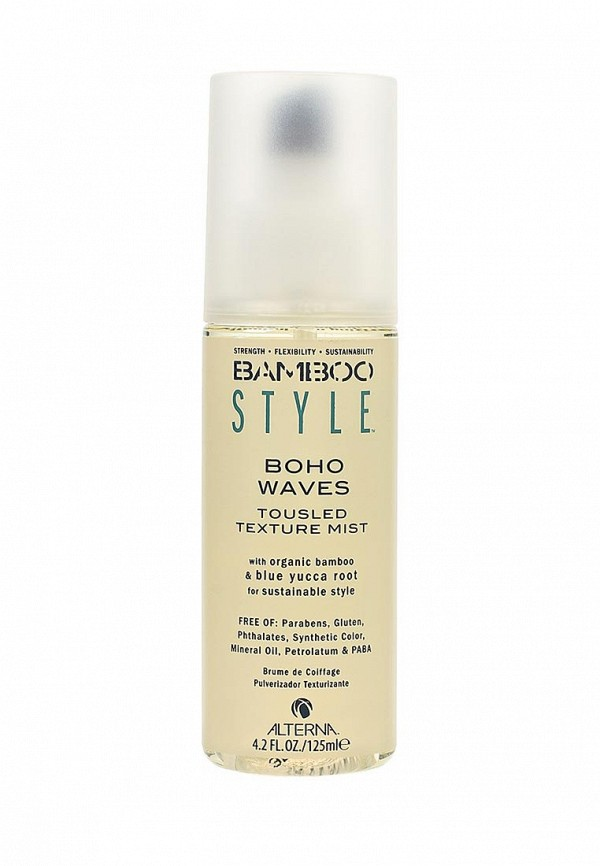 Спрей-активатор ALTERNA Bamboo Style Boho Waves Tousled Texture Mist для кудрей 125 мл