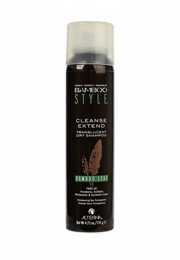 Сухой шампунь ALTERNA Bamboo Style Cleanse Extend Translucent Dry Shampoo для свежести и объема 150 мл