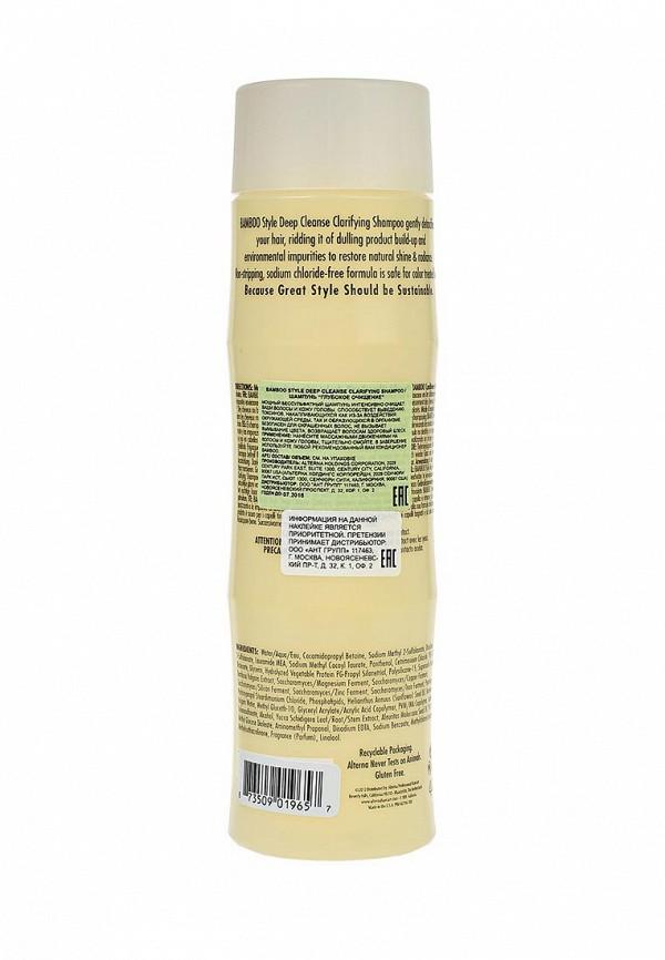 Шампунь ALTERNA Bamboo Style Deep Cleanse Clarifying Shampoo Глубокое очищение 250 мл