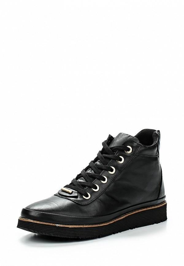 Женские ботинки Allegri 1024 черн.к./зм.: изображение 1