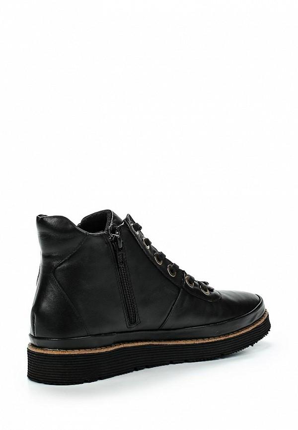Женские ботинки Allegri 1024 черн.к./зм.: изображение 2