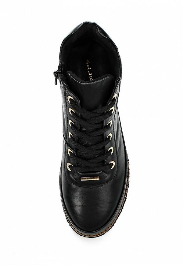 Женские ботинки Allegri 1024 черн.к./зм.: изображение 4