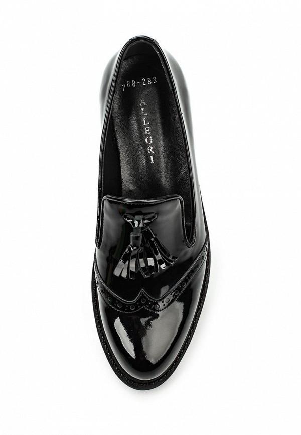 Туфли на плоской подошве Allegri 788-293: изображение 4