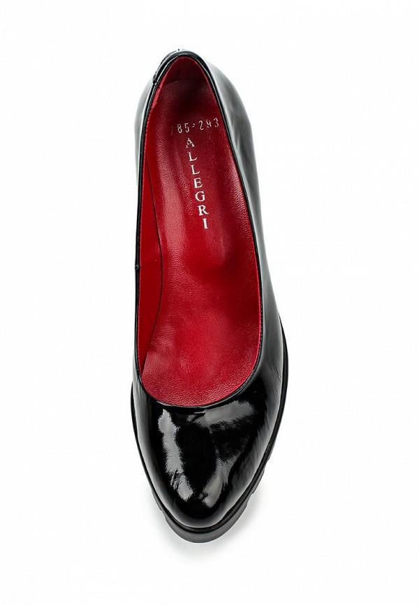 Женские туфли Allegri 785-293: изображение 4