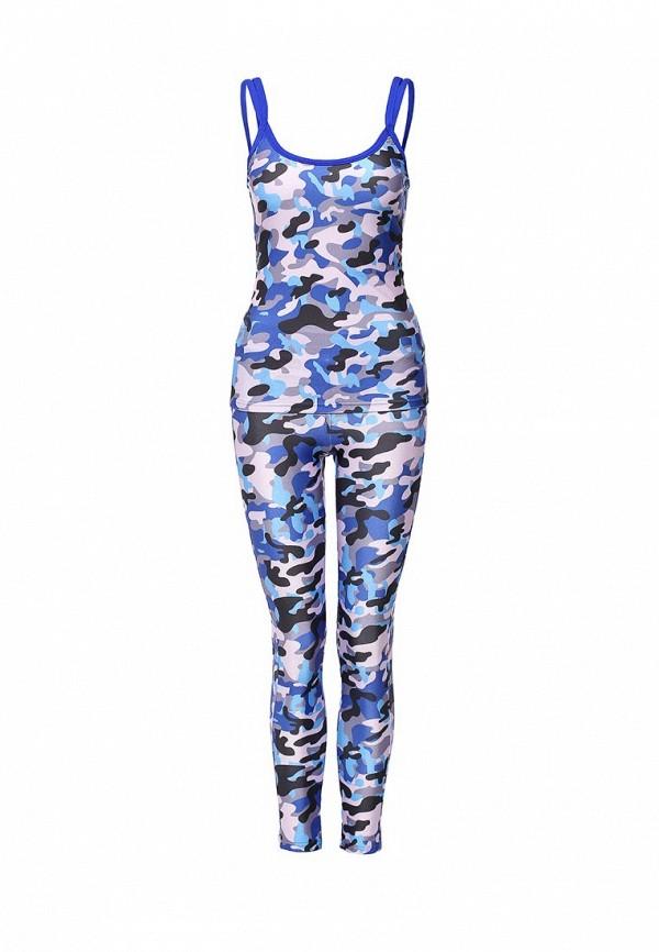 Спортивный костюм Allegri К-05 миллитари синий: изображение 1