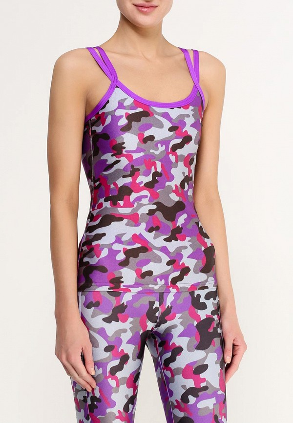 Спортивный костюм Allegri К-04 миллитари фиолетовый: изображение 4