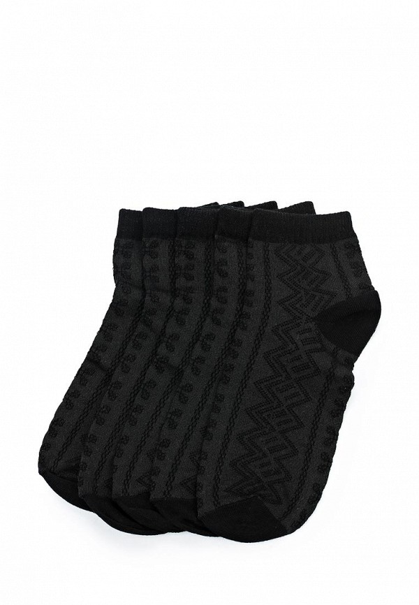 Комплект носков 5 пар Alla Buone Alla Buone AL033FWXUM83 комплект носков 5 пар ecko цвет черный