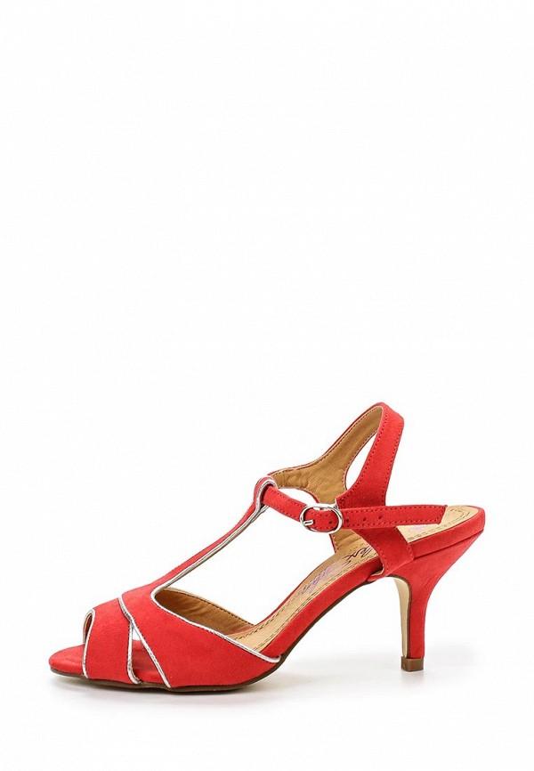 Босоножки на каблуке Alex Silva A323201: изображение 2