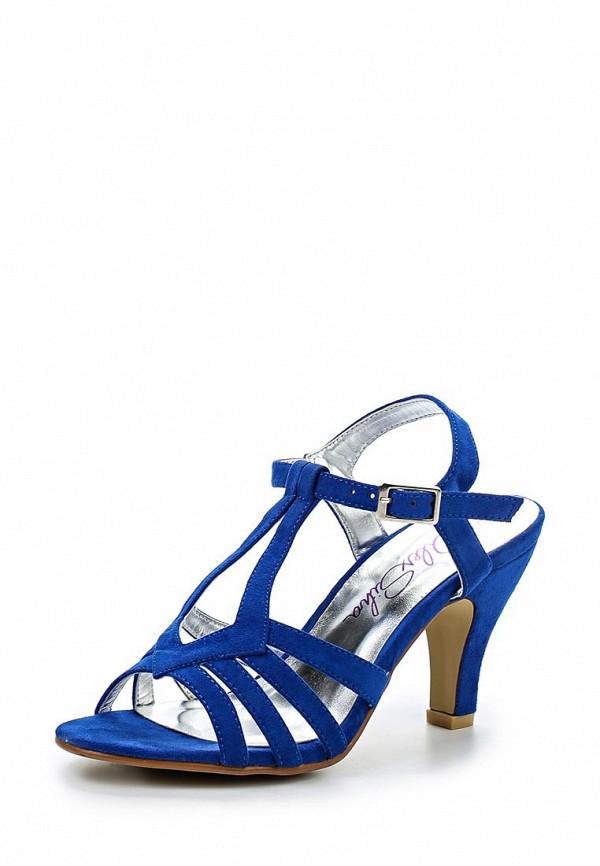 Босоножки на каблуке Alex Silva A323401: изображение 1