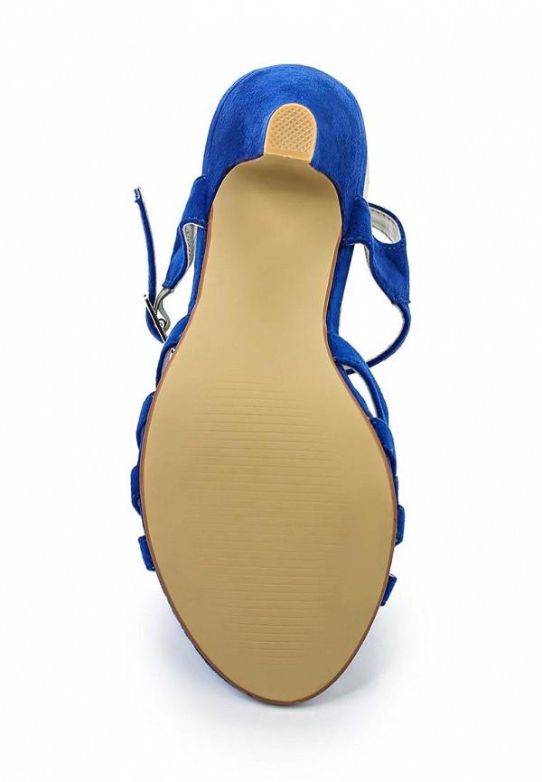 Босоножки на каблуке Alex Silva A323401: изображение 3