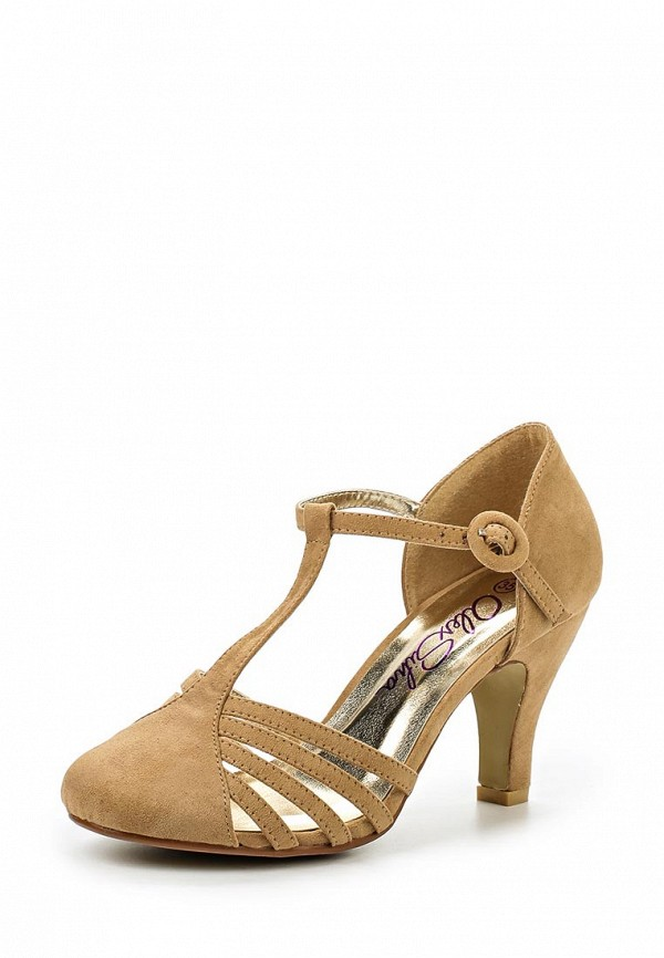 Туфли на каблуке Alex Silva A323404: изображение 1
