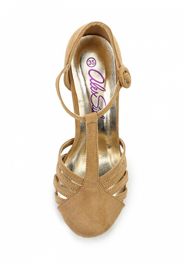 Туфли на каблуке Alex Silva A323404: изображение 4