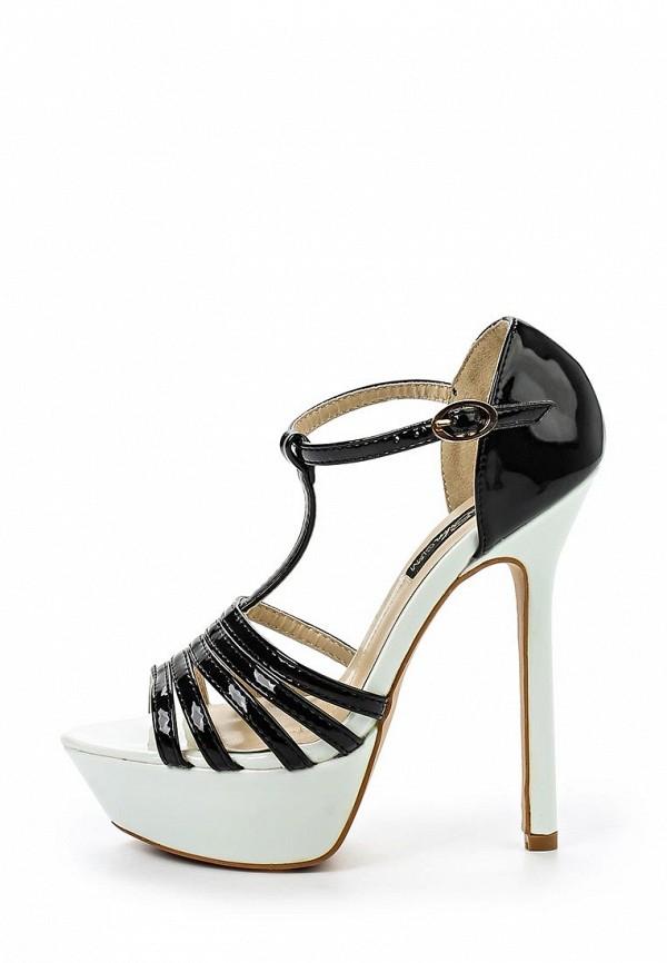 Босоножки на каблуке Alex Silva A323710: изображение 2