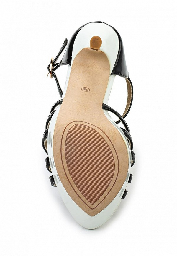 Босоножки на каблуке Alex Silva A323710: изображение 3