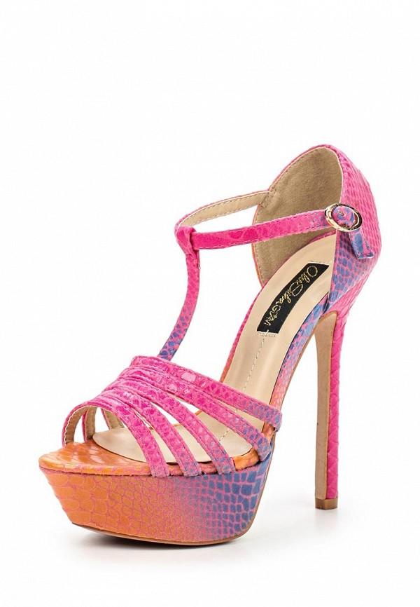 Босоножки на каблуке Alex Silva A323711