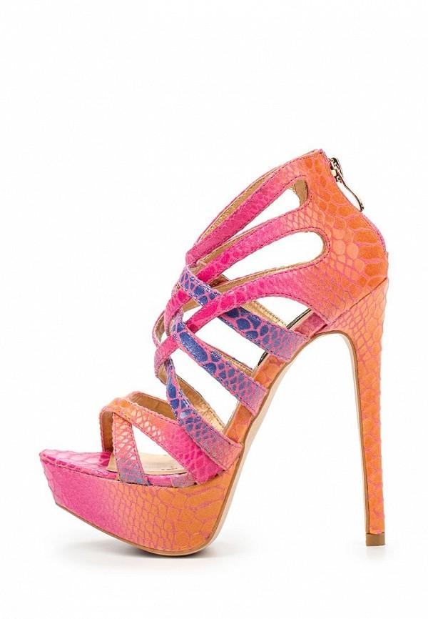 Босоножки на каблуке Alex Silva A323721: изображение 2