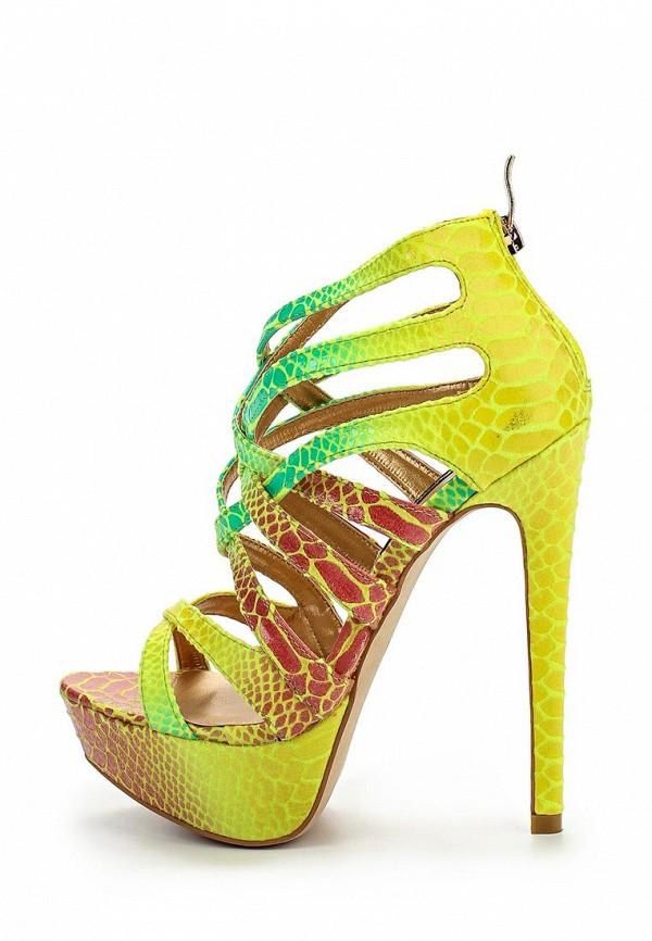 Босоножки на каблуке Alex Silva A323721: изображение 6