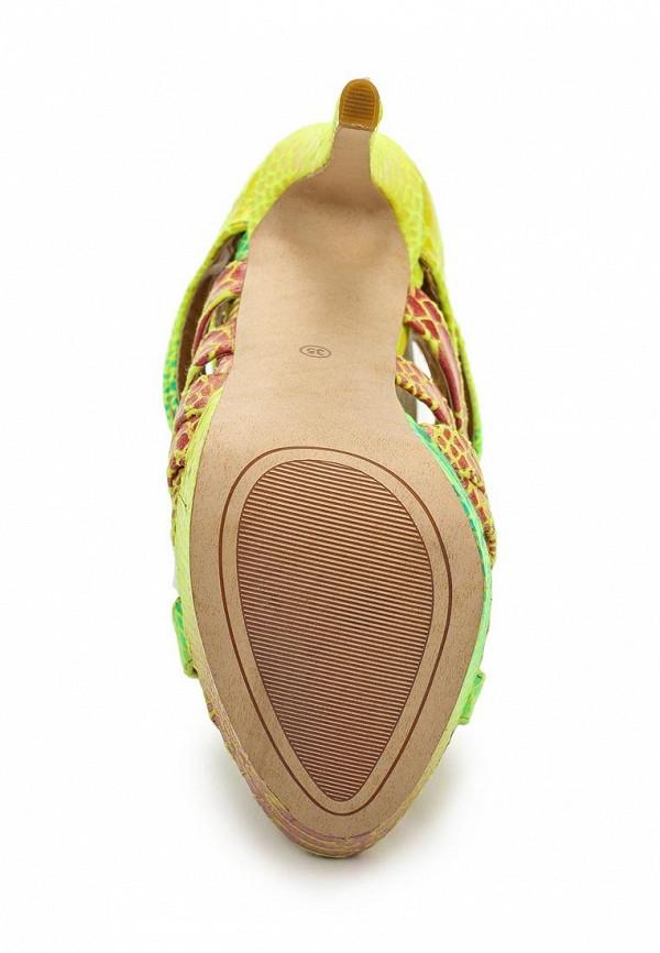 Босоножки на каблуке Alex Silva A323721: изображение 7