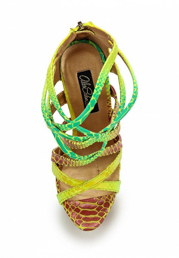 Босоножки на каблуке Alex Silva A323721: изображение 8