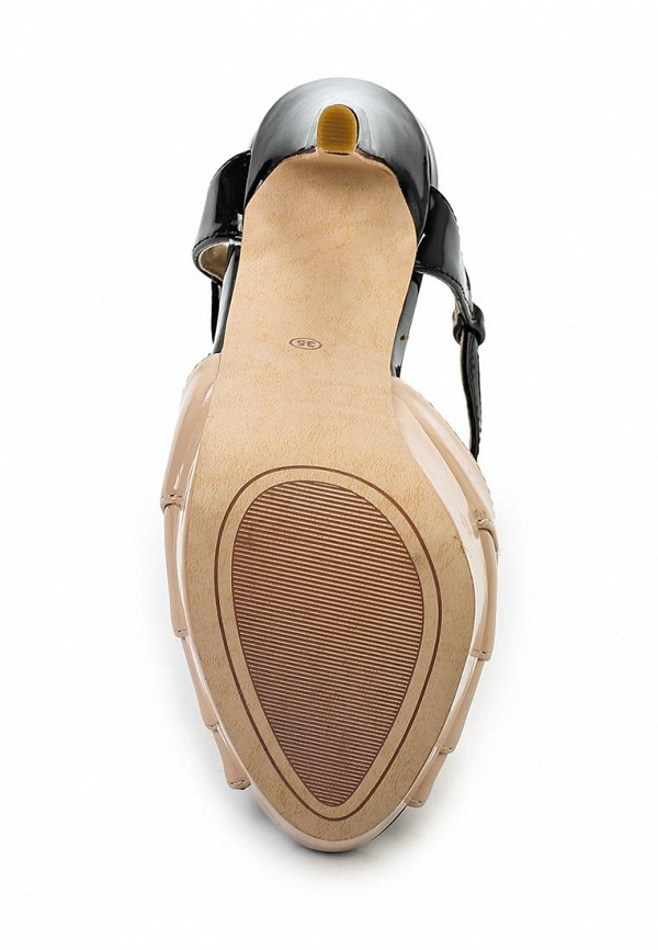 Босоножки на каблуке Alex Silva A323722: изображение 3