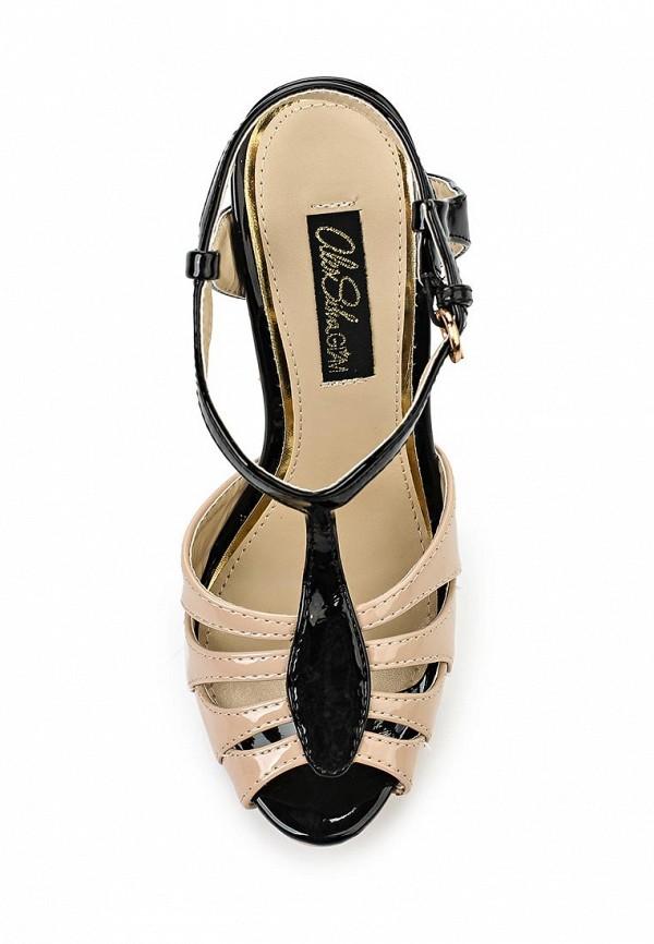 Босоножки на каблуке Alex Silva A323722: изображение 4