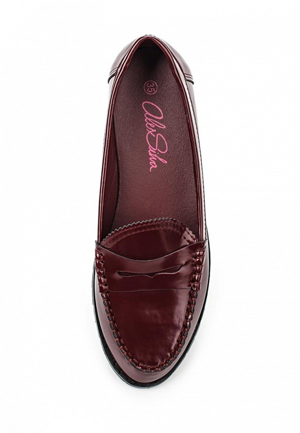 Туфли на плоской подошве Alex Silva A419002: изображение 4