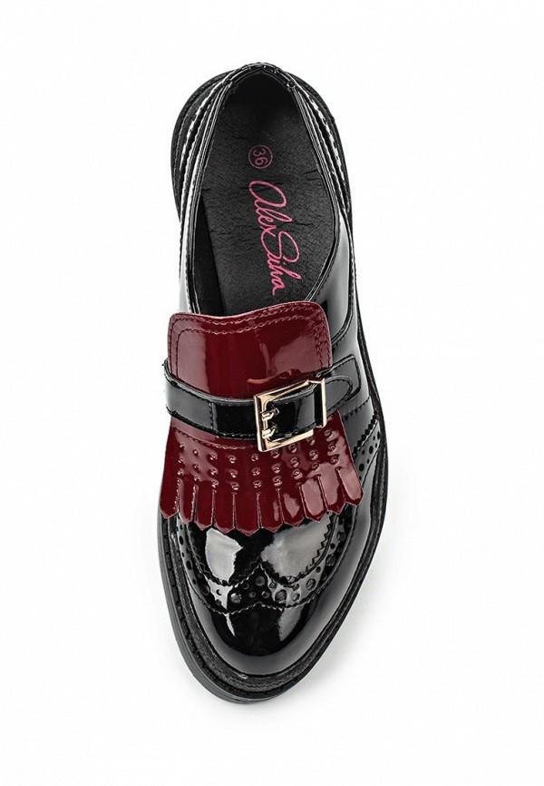 Туфли на плоской подошве Alex Silva A419301: изображение 4