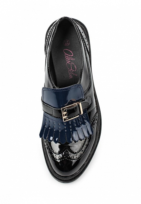 Туфли на плоской подошве Alex Silva A419301: изображение 8