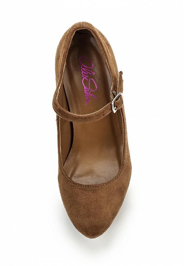 Туфли на каблуке Alex Silva A421201: изображение 4