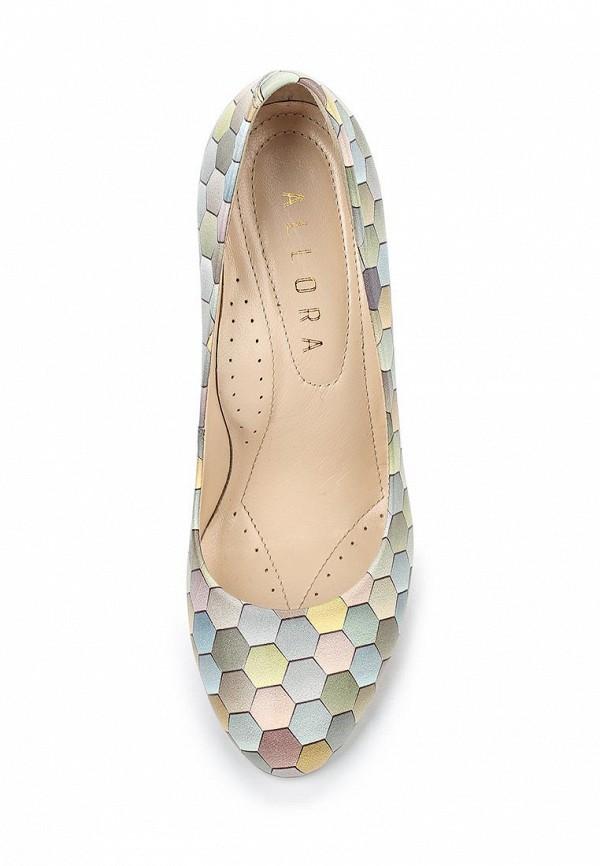 Туфли на каблуке Allora 5103: изображение 4