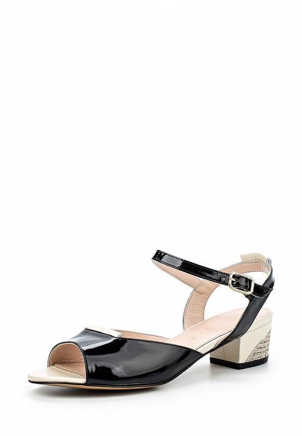 Босоножки на каблуке Allora 1508B