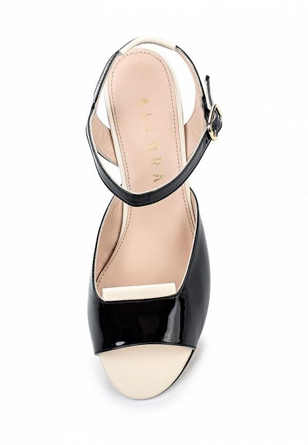 Босоножки на каблуке Allora 1508B: изображение 4