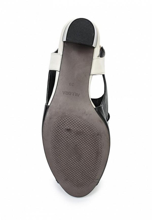 Босоножки на каблуке Allora 1509b: изображение 3