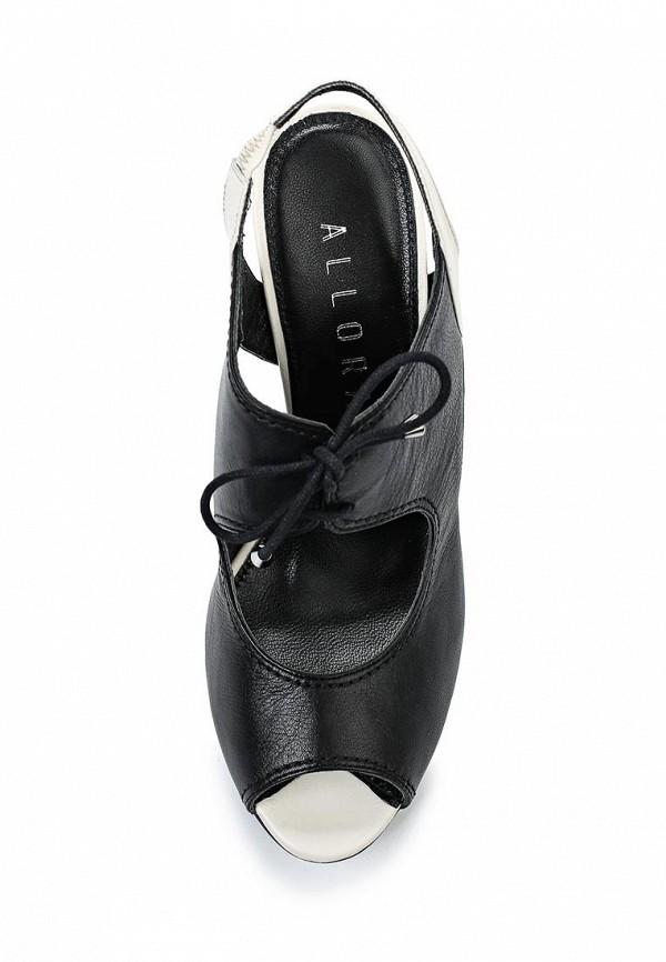 Босоножки на каблуке Allora 1509b: изображение 4