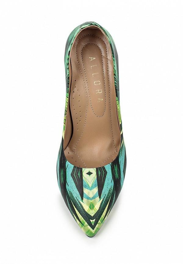 Туфли на шпильке Allora A1S16103: изображение 4