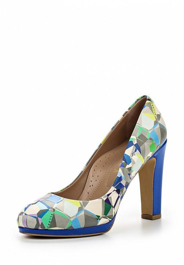 Туфли на каблуке Allora A1S16104: изображение 1