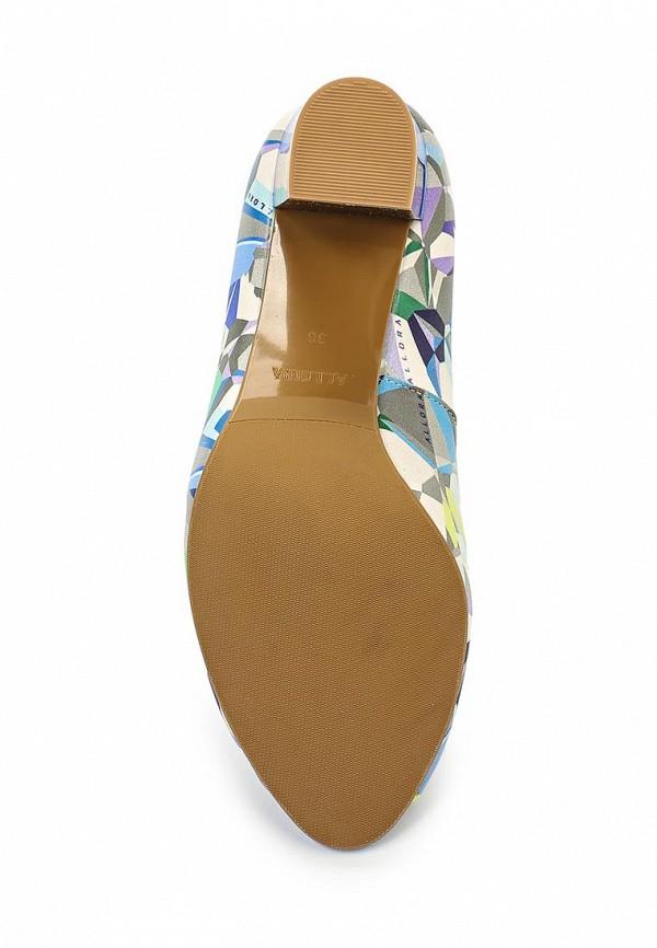 Туфли на каблуке Allora A1S16104: изображение 6